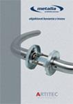 antikorové kľučky na dvere (nerez)
